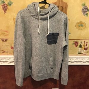 Hollister men's hooded sweatshirt